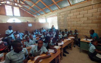 March 2021 Newsletter – Jacob's Haiti Visit