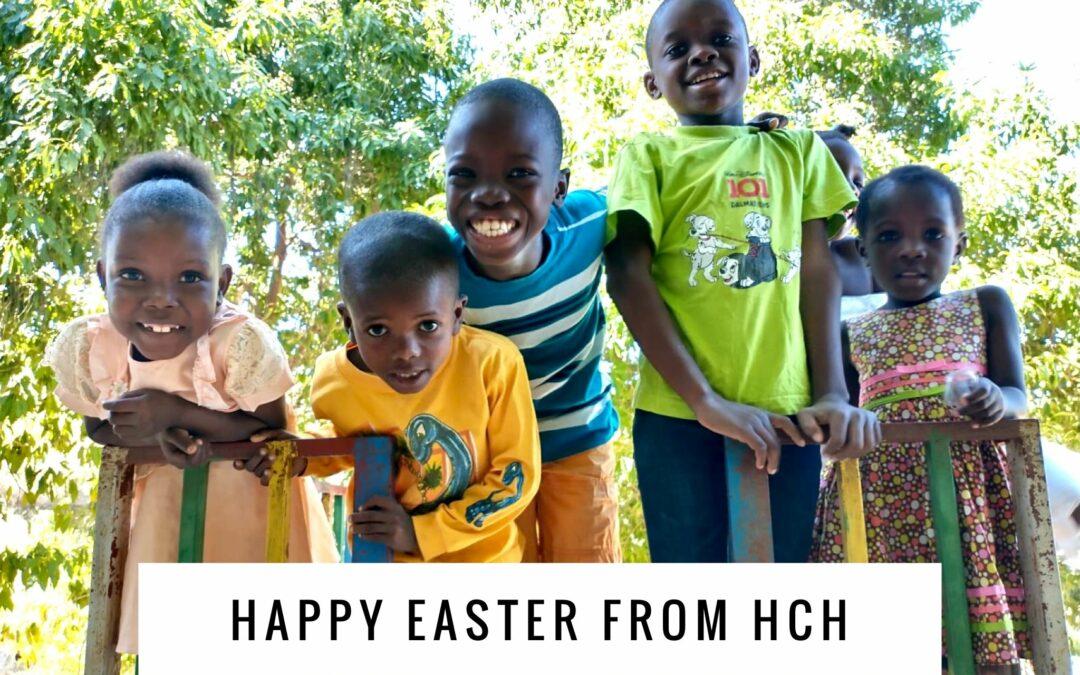 April 2021 Newsletter – Happy Easter!